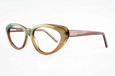 Cat Eye Glasses CAT-007_c11