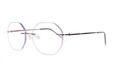 Women's Eyeglasses d6066_purple