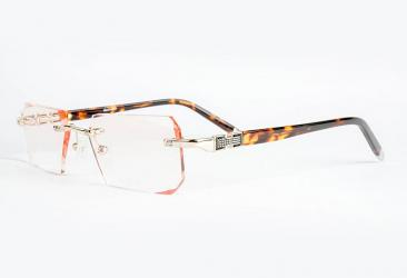 Gold Eyeglasses g656_c1