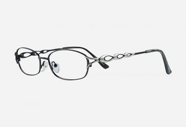 Eyeglass Frame Shapes n8509black