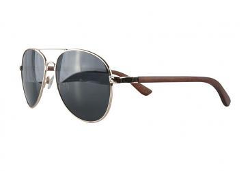 Aviator Sunglasses Owood_13_Gold