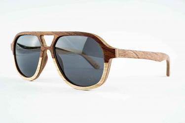 Men's Sunglasses owood_01_brown