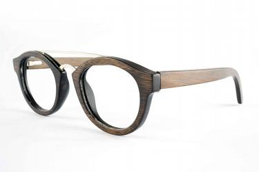 Wooden Eyeglasses Owood_02_Brown