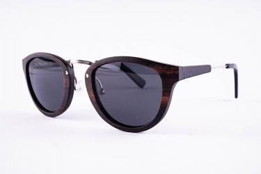 Round Sunglasses Owood_06_BrownNY
