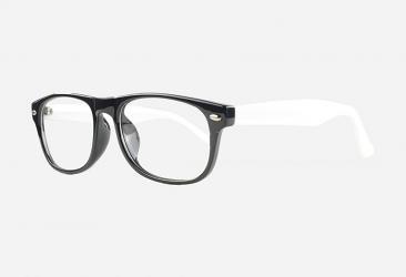 Prescription Glasses p2383blackwhite