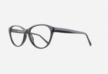 Cat Eye Glasses p2440black