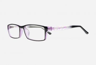 Prescription Sunglasses p2471blackpurple