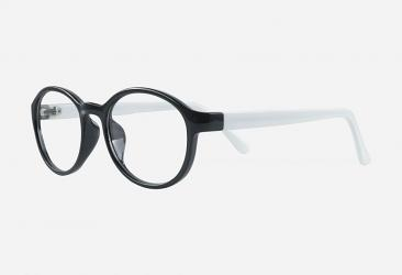 Prescription Glasses p6185blackwhite