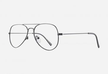 Aviator Eyeglasses s5052black
