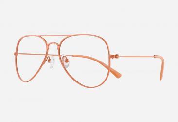 Aviator Eyeglasses s5052orange