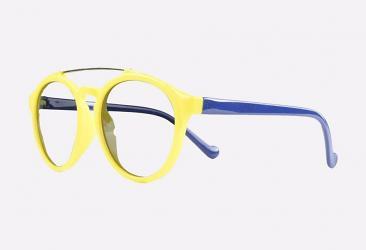 Kids Eyeglasses SK16123YELLOW_BLUE