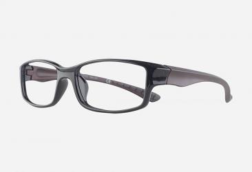 Prescription Glasses tr33090blackred